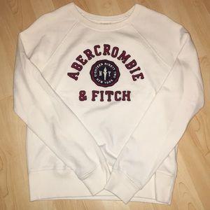 Abercrombie & Fitch Classic Logo Sweatshirt